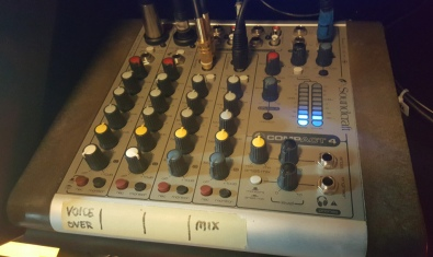 Soundcraft Compact4
